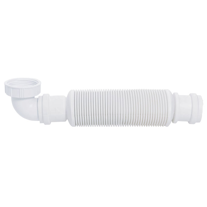 senzo siphon de lavabo extra plat sans garde d 39 eau wirquin pro. Black Bedroom Furniture Sets. Home Design Ideas