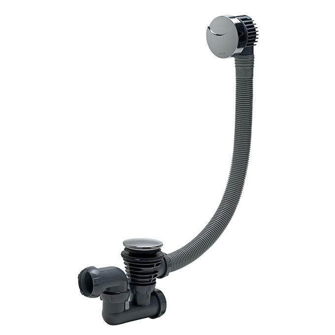 vidage de baignoire c ble avec siphon orientable trop plein mm vidage de baignoire. Black Bedroom Furniture Sets. Home Design Ideas