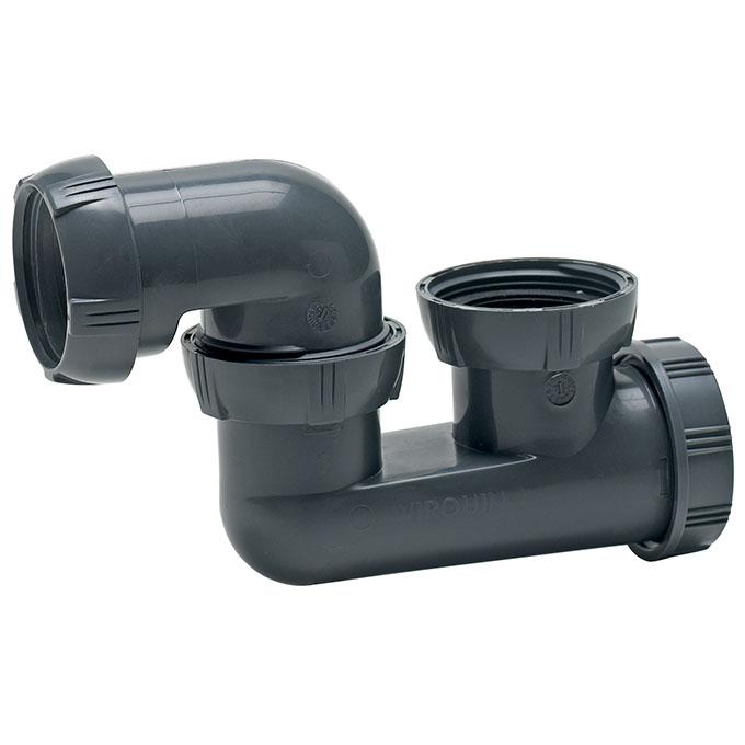siphon de baignoire fabricant siphons de baignoire pour plombiers et professionnels wirquin pro. Black Bedroom Furniture Sets. Home Design Ideas