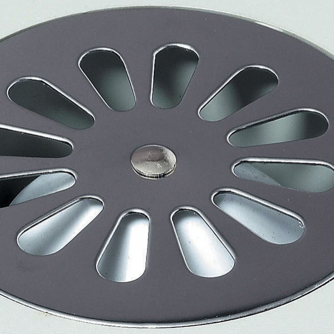 sp6002 bonde de sol grise 10 x 10 cm wirquin pro. Black Bedroom Furniture Sets. Home Design Ideas