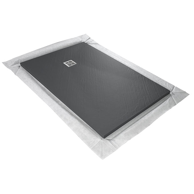 receveur venisio en r sine effet pierre 4 dimensions. Black Bedroom Furniture Sets. Home Design Ideas