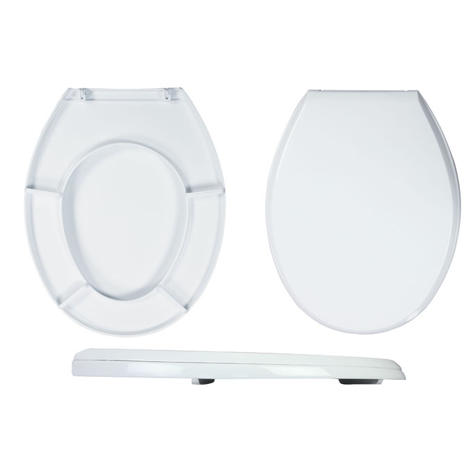 premier abattant wc thermoplastique wirquin pro. Black Bedroom Furniture Sets. Home Design Ideas
