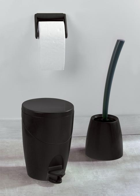 coordonn s wc d vidoir pot balai poubelle 8 coloris. Black Bedroom Furniture Sets. Home Design Ideas