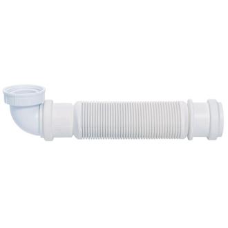 senzo siphon d 39 vier sans garde d 39 eau quip d 39 une membrane en silicone wirquin pro. Black Bedroom Furniture Sets. Home Design Ideas