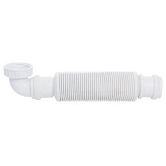 senzo siphon de lavabo extra plat sans garde d 39 eau. Black Bedroom Furniture Sets. Home Design Ideas