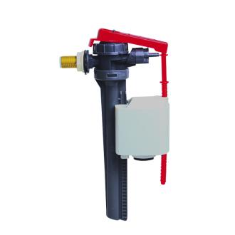 Jollyfill robinet flotteur servo valve alimentation lat rale wirquin pro - Robinet flotteur wc ...