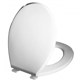 Abattant WC thermoplastique
