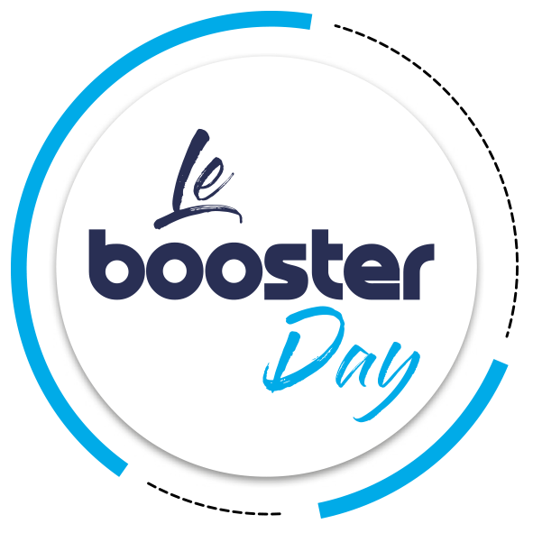 logo BOOSTER DAY